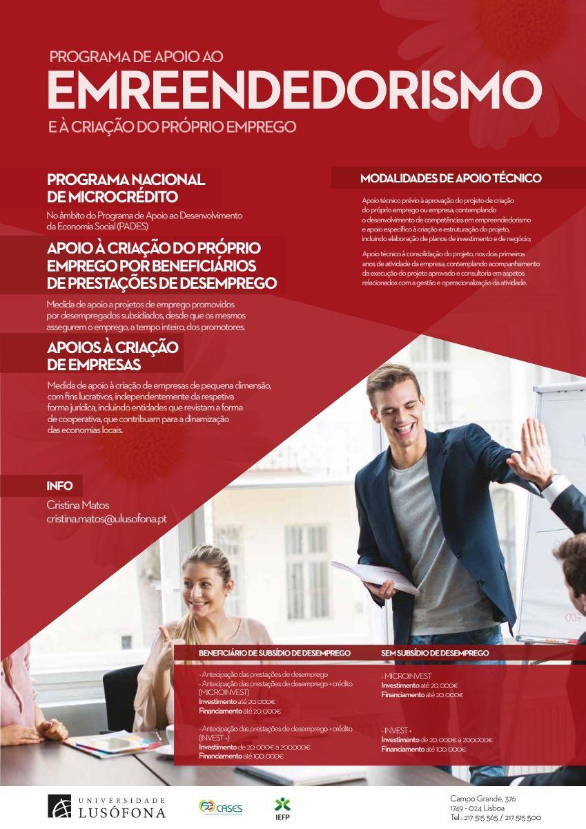Projecto Empreendedor Universidade Lusófona